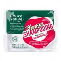 FLEUR DE SHAMPOOING CHEVEUX SECS 85 G DOUCE NATURE