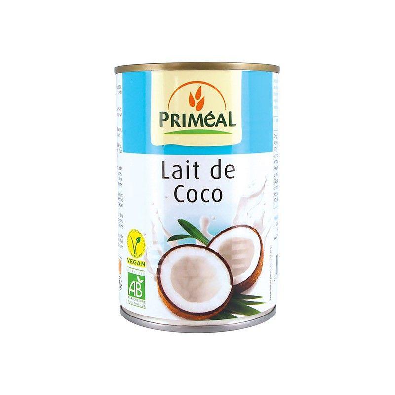 LAIT DE COCO-400 ML PRIMEAL