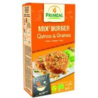 MIX BURGER QUINOA GRAINES 250 G PRIMEAL