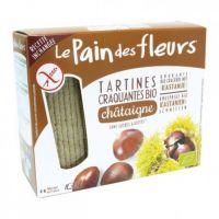 PAIN DES FLEURS CHÂTAIGNE 300 G