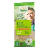 RIZ DE CAMARGUE ROND 1/2 COMPLET 1 KG PRIMEAL
