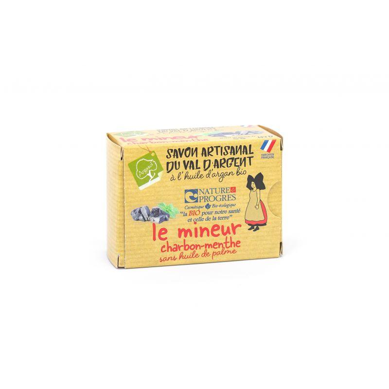 SAVON MINEUR 140GR