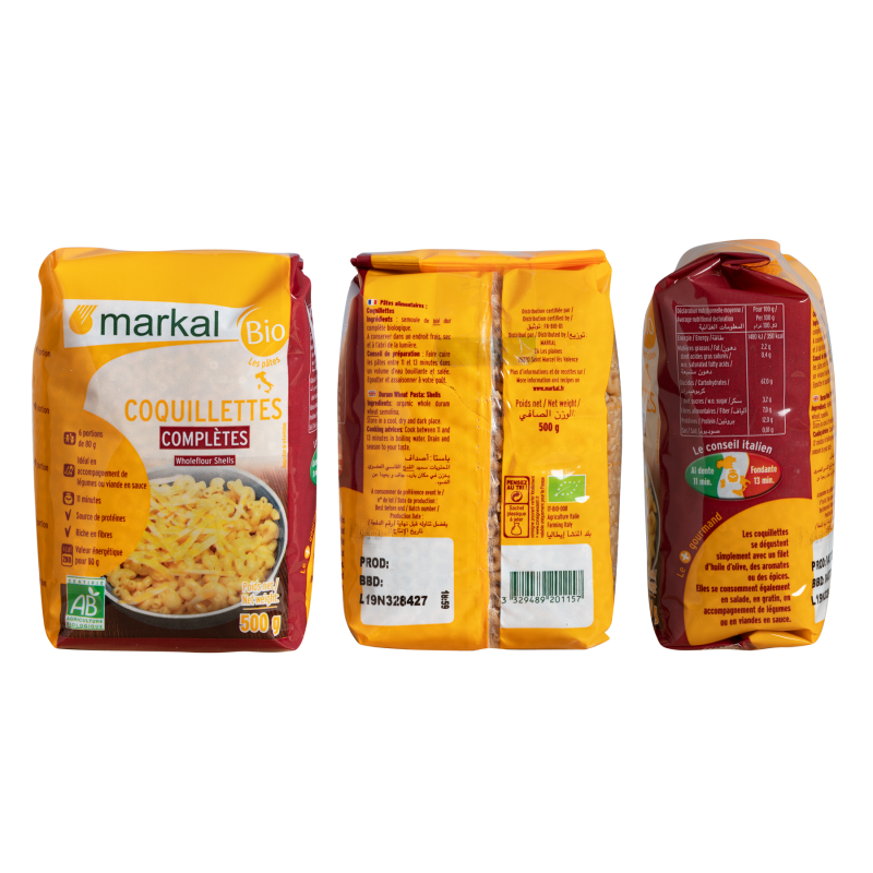 COQUILLETTES COMPLETES 500 G MARKAL