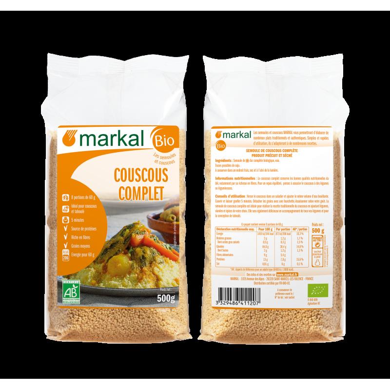COUSCOUS COMPLET 500 G MARKAL
