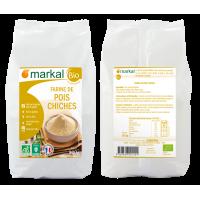 FARINE DE POIS CHICHES 500 G MARKAL