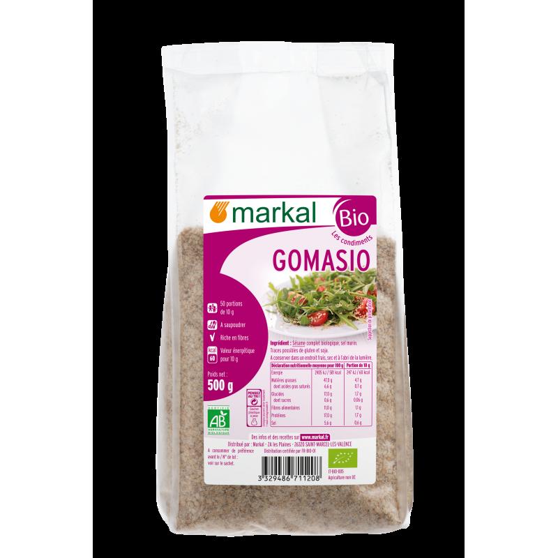 GOMASIO 500 G MARKAL