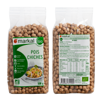 POIS CHICHES 500 G MARKAL
