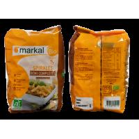 SPIRALES 1/2 COMPLETES 500 G MARKAL