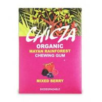 CHEWING GUM FRUITS ROUGES 30G CHICZA