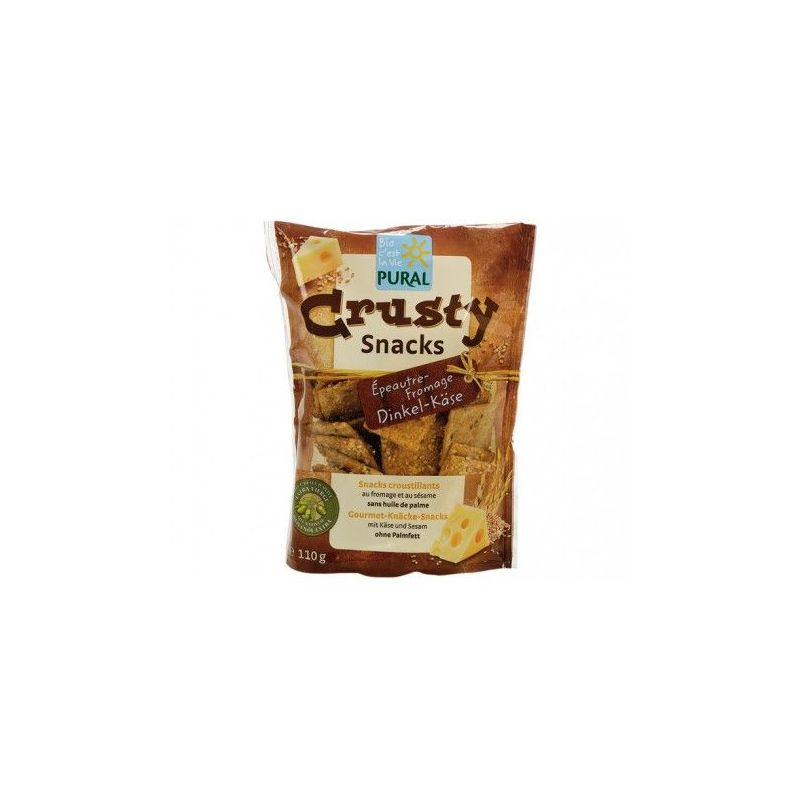 CRUSTY'SNACKS EPEAUTRE 110 G PURAL