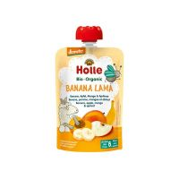 HOLLE GOURDE BANANE POMME MANGUE ABRICOT 100G