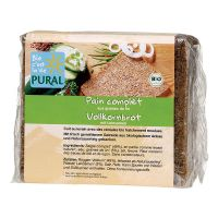 PAIN COMPLET LIN 375 G PURAL