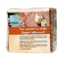 PAIN COMPLET SEIGLE 375 G PURAL
