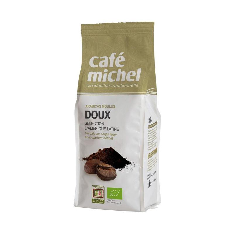 MÉLANGE DOUX MOULU 250 GR CAFE MICHEL
