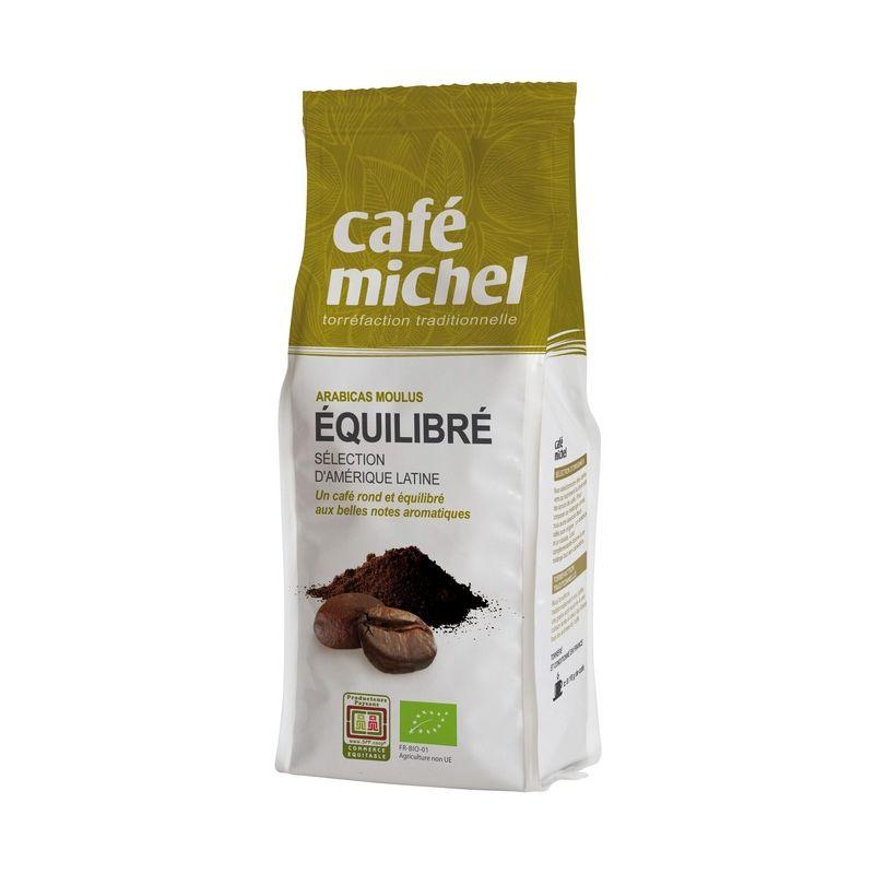 MÉLANGE ÉQUILIBRE MOULU 250 GR CAFE MICHEL