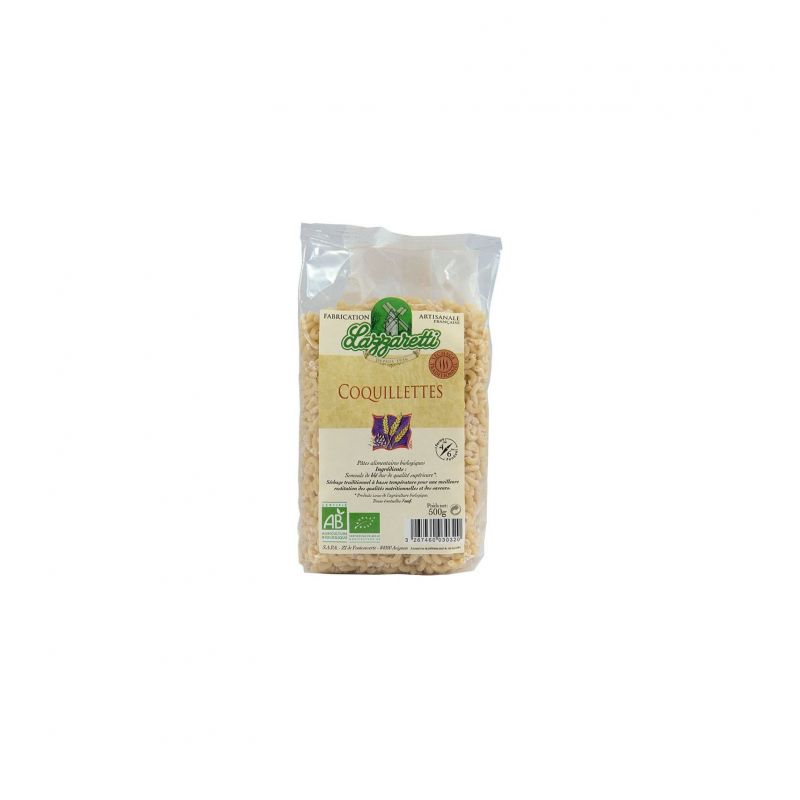 COQUILLETTES BLANCHES 500 G