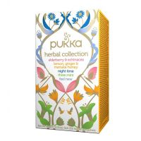 INFUSION HERBAL COLLECTION X 20 INF PUKKA
