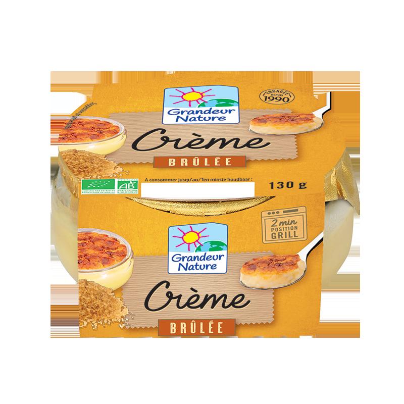 CREME BRULEE 130 G