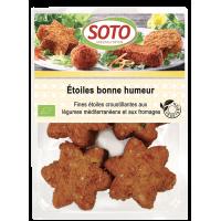 ETOILES BONNE HUMEUR X 8  250 G SOTO