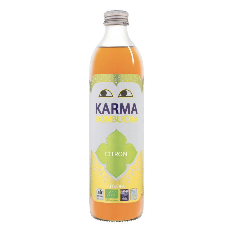 KOMBUCHA CITRON 50 CL