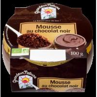 MOUSSE AU CHOCOLAT NOIR 100 G