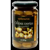 OLIVES VERTES DENOYAUTEES 315 G