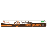 PATE FEUILLETEE SANS GLUTEN 260 G
