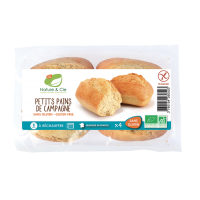 PETITS PAINS CAMPAGNE 240 G