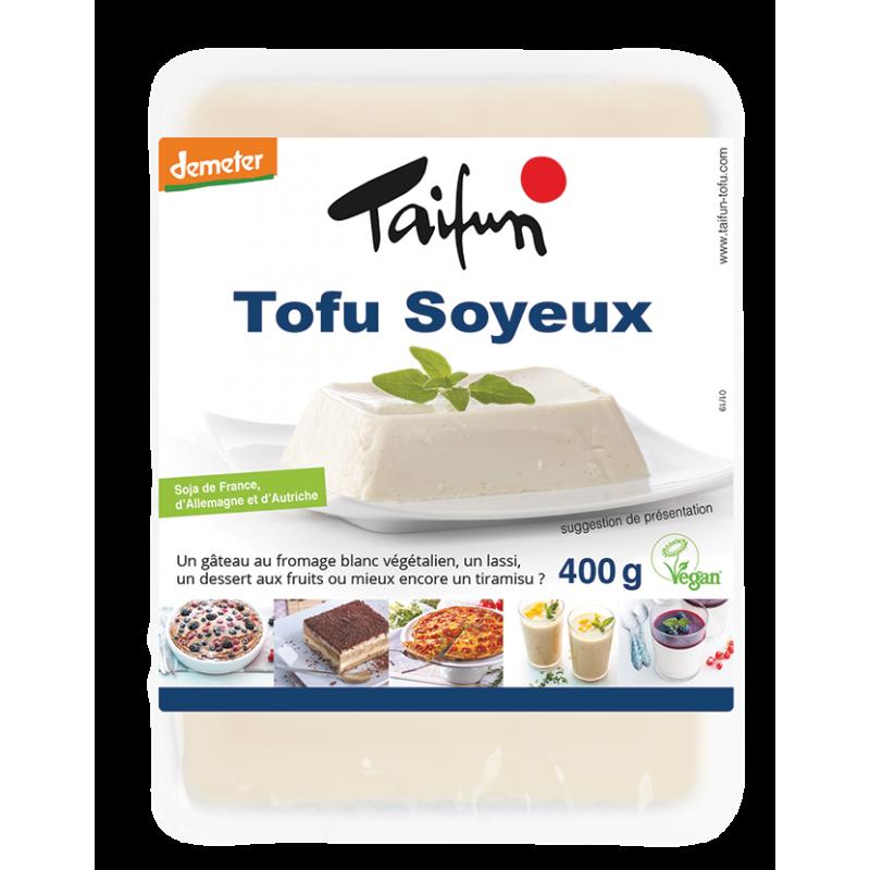 TOFU SOYEUX 400 G