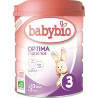 OPTIMA 3 DÈS 10 MOIS 800 G BABYBIO