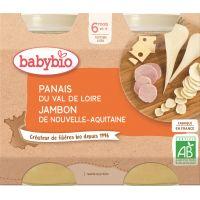 POT PANAIS JAMBON CORRÈZE 2*200 G BABYBIO