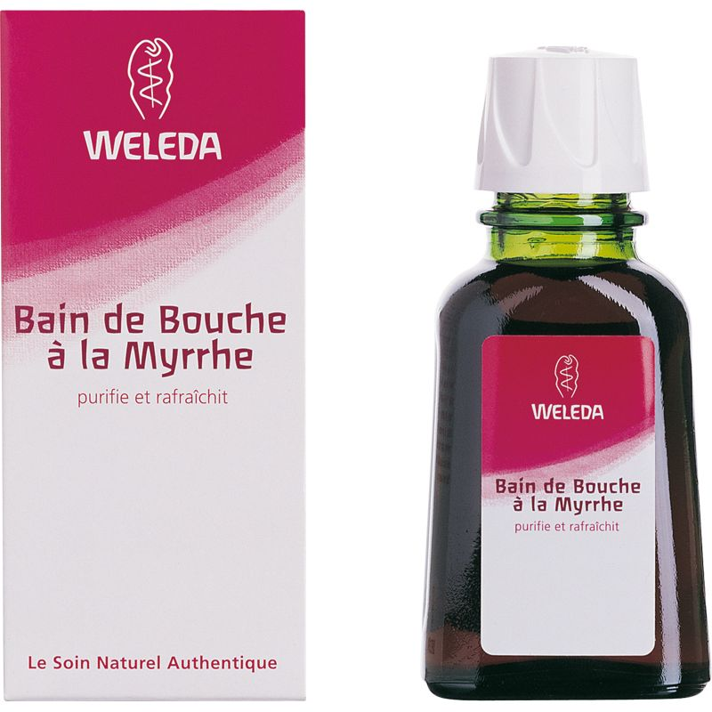 BAIN DE BOUCHE MYRRHE 50ML