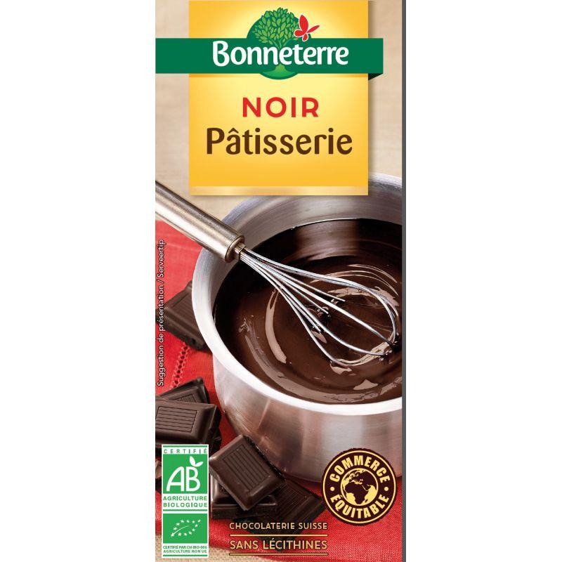 CHOCOLAT PATISSERIE 60% CACAO 200G