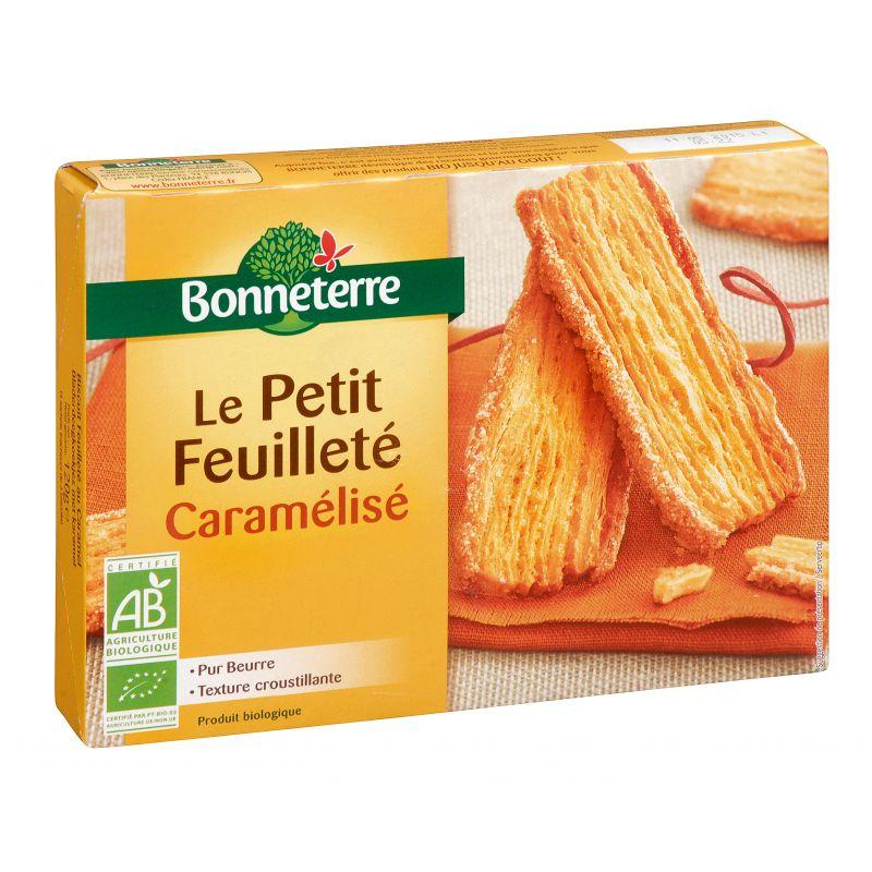 PETIT FEUILLETE CARAMELISE 120G