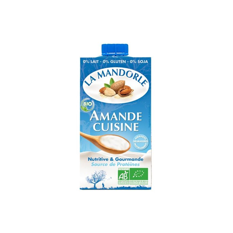 AMANDE CUISINE 25 CL