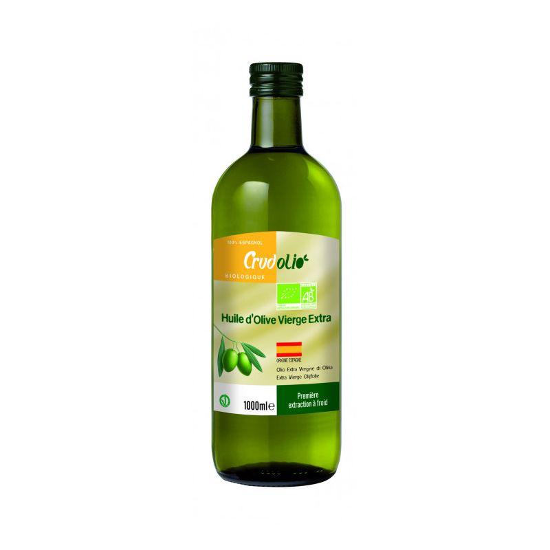 HUILE D'OLIVE EXTRA VIERGE ESPAGNE 1000 ML