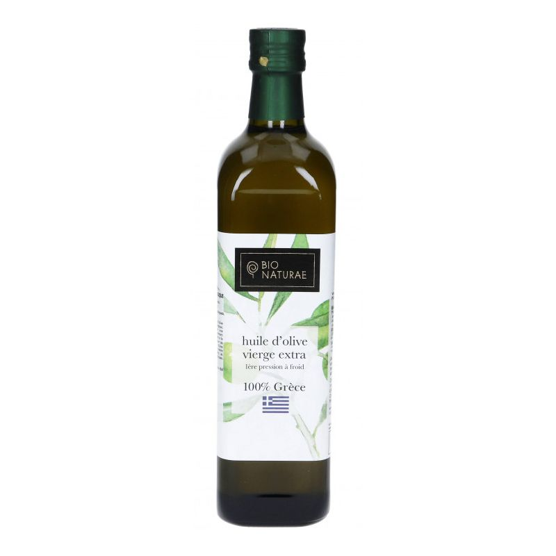 HUILE D'OLIVE EXTRA VIERGE GRECE 750 ML