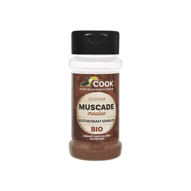 MUSCADE POUDRE 35 G COOK