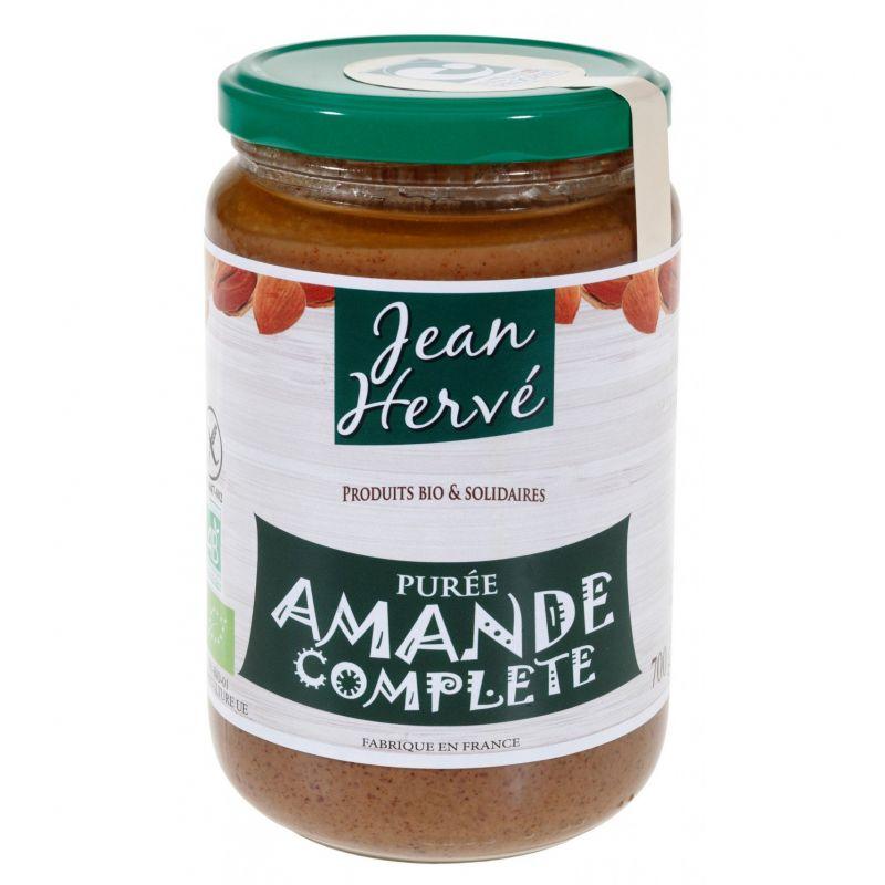 PURÉE D'AMANDE COMPLÈTE 700G