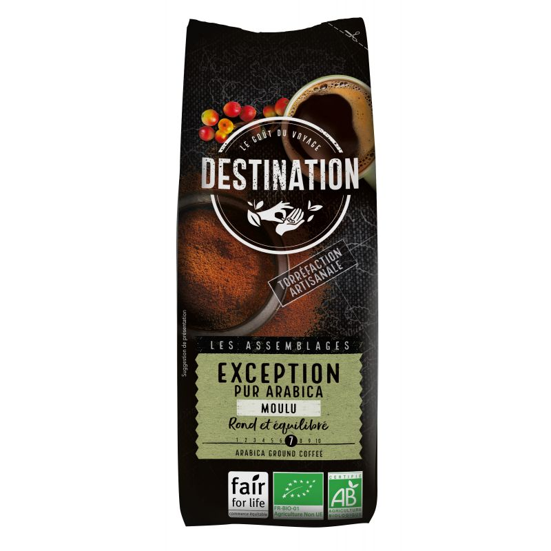CAFE EXCEPTION  250G