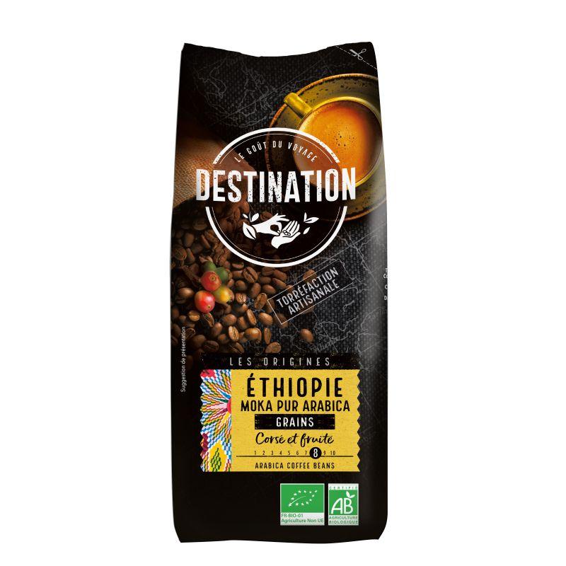 CAFE GRAINS ETHIOPIE 1KG