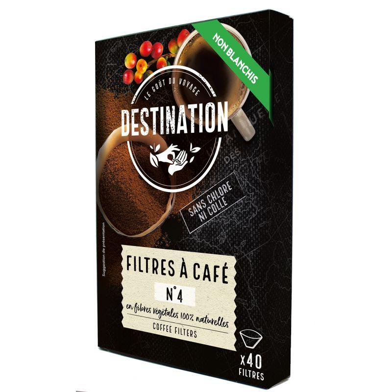 FILTRES A CAFE N°4