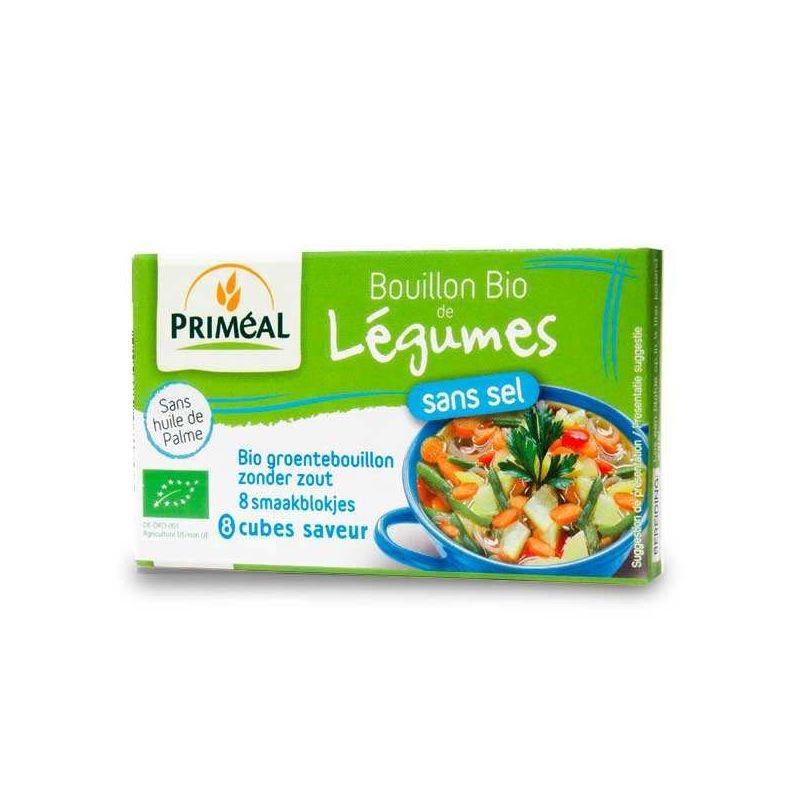 BOUILLON DE LEGUMES SANS SEL 54 G PRIMEAL